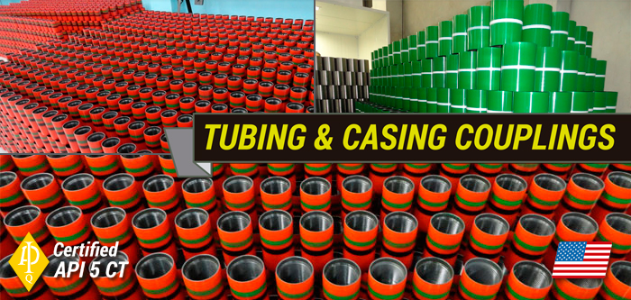 Duxaoil - Tubing and Casing Couplings
